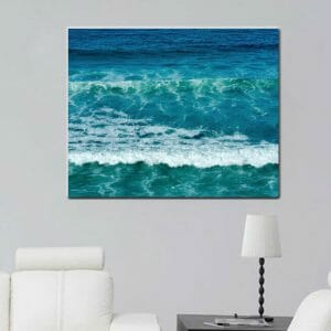 Ocean Wave Wall Decor |