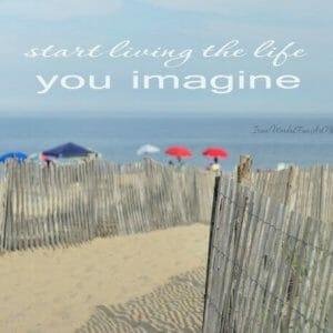Beach Scene Wall Art