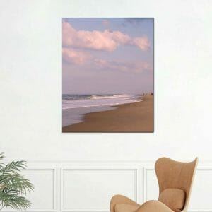 Virginia Beach Seashore Wall Art