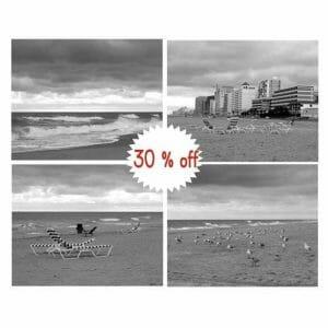 Virginia Beach Wall Art Coastal Photography