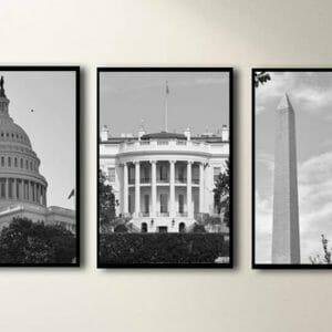 Washington DC Wall Art
