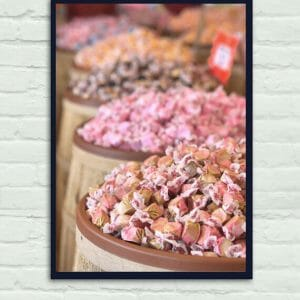 Pink Candy Wall Decor