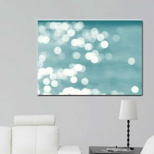 Large Abstract Ocean Wall Art