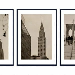 New York City Travel Photography | Manhattan Architecture Wall Decor