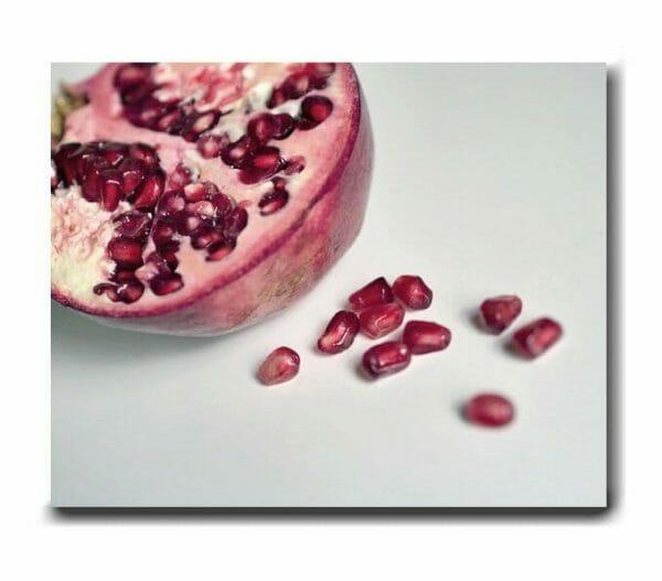 Pomegranate Food Wall Art