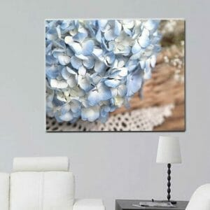 Shabby Chic Floral Wall Art